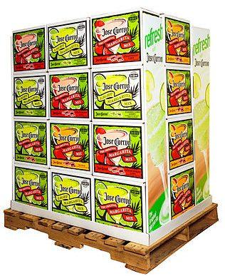 Jose Cuervo Box Packaging