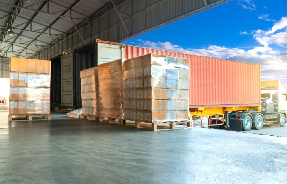 warehouse and delivery services