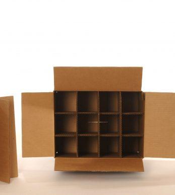 Box partition