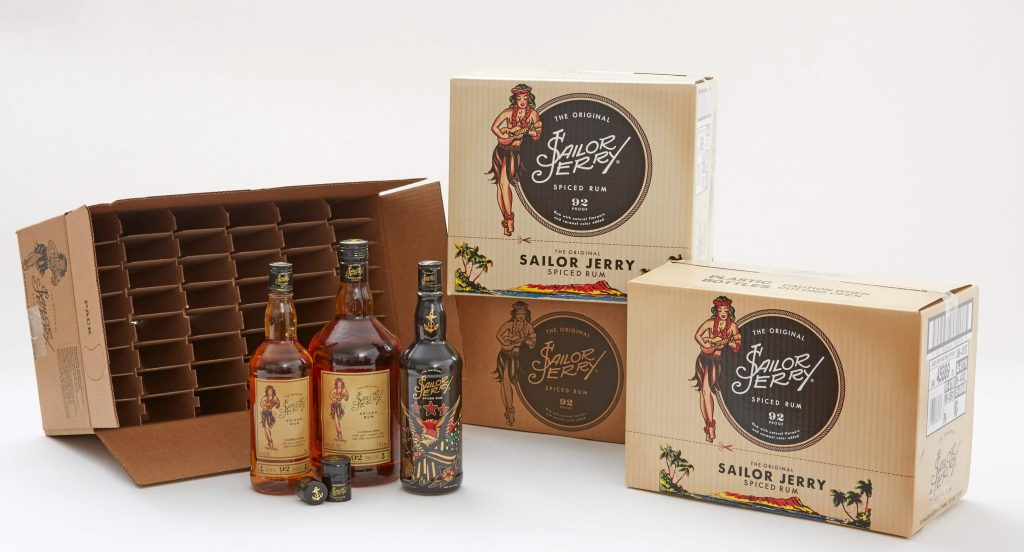 Custom Liquor Packaging